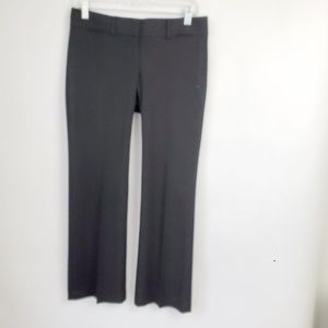 LOFT Marissa Trouser- Black Size 2P